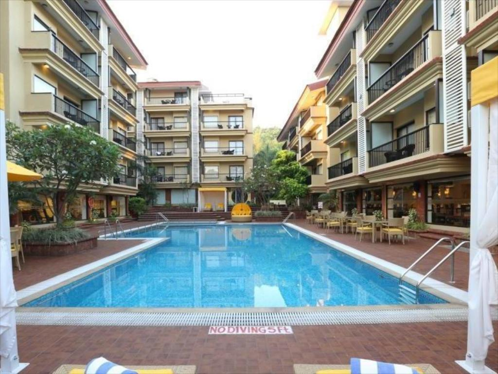 Deltin Suites in Goa - Room Deals, Photos & Reviews