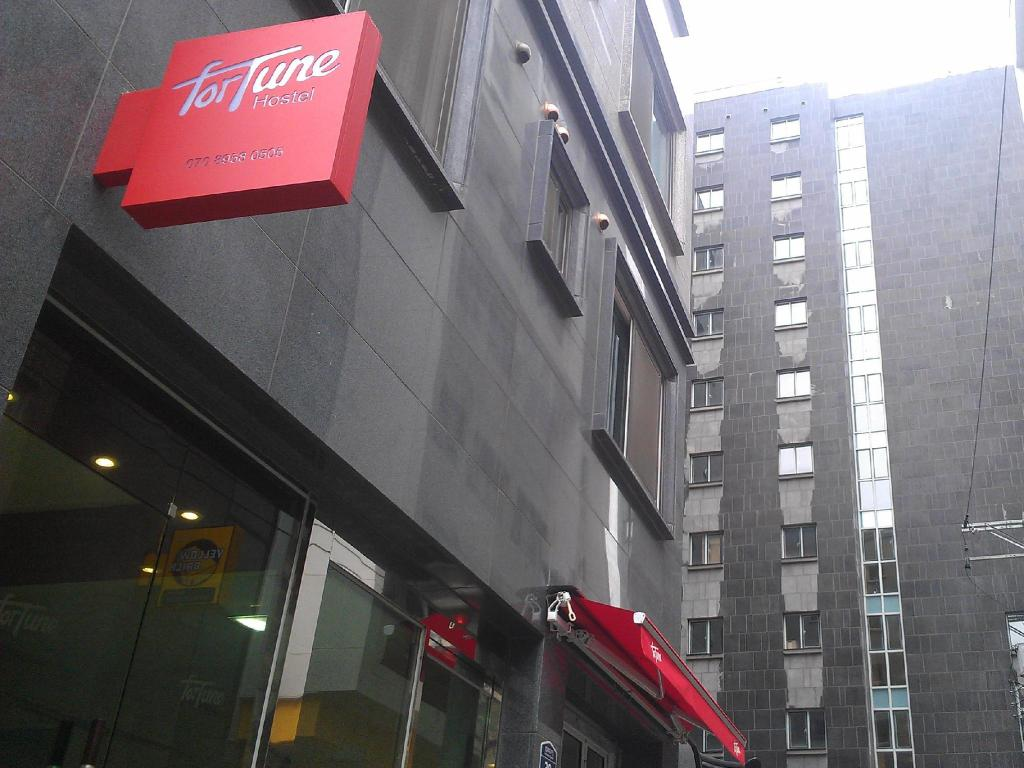 Більше про Fortune Jongno Hostel