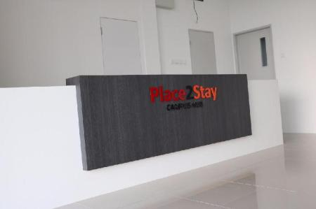 Lobby Place2stay @ Campus Hub