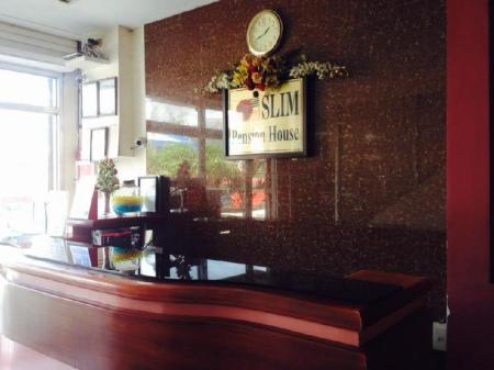 Lobby Slim Pension House