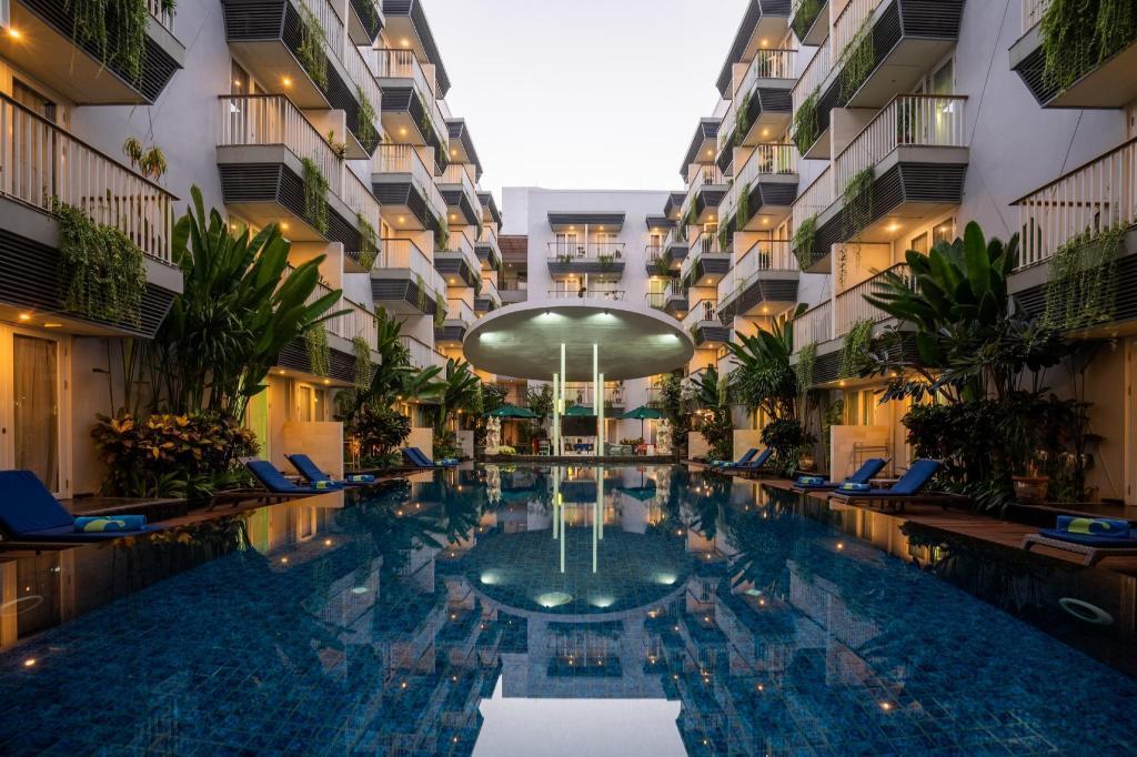 Eden Hotel Kuta Bali Bali Promo Terbaru 2020 Rp 222489 Foto Hd Ulasan