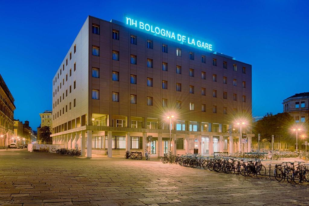 Bologna De La Gare Hotel
