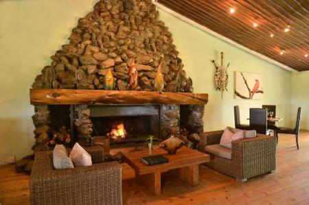 Interior view Tala Private Game Reserve Resort