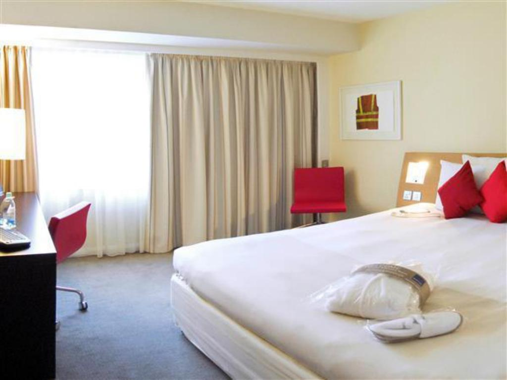 Executive Queen - Bed Novotel Birmingham Centre Hotel