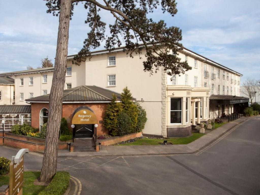 Hotellbygg The Regency Hotel Solihull