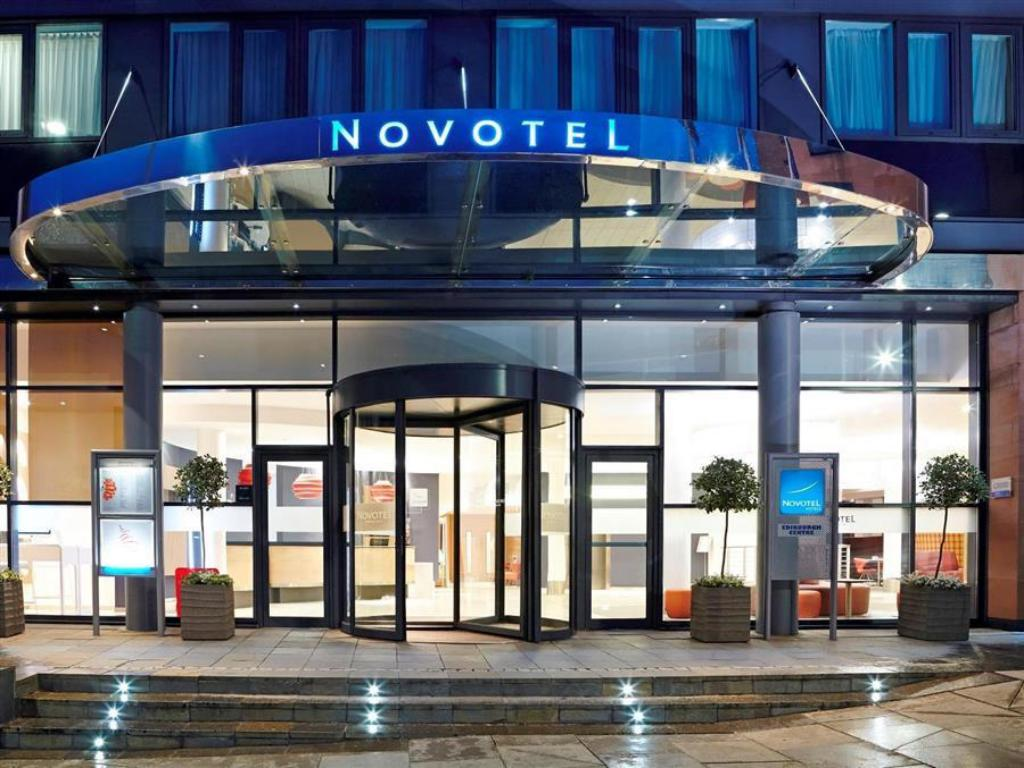Novotel Edinburgh Centre Hotel