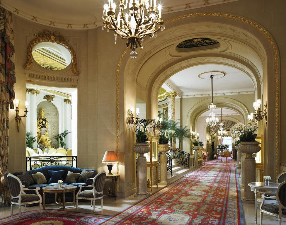 Lobby The Ritz London Hotel