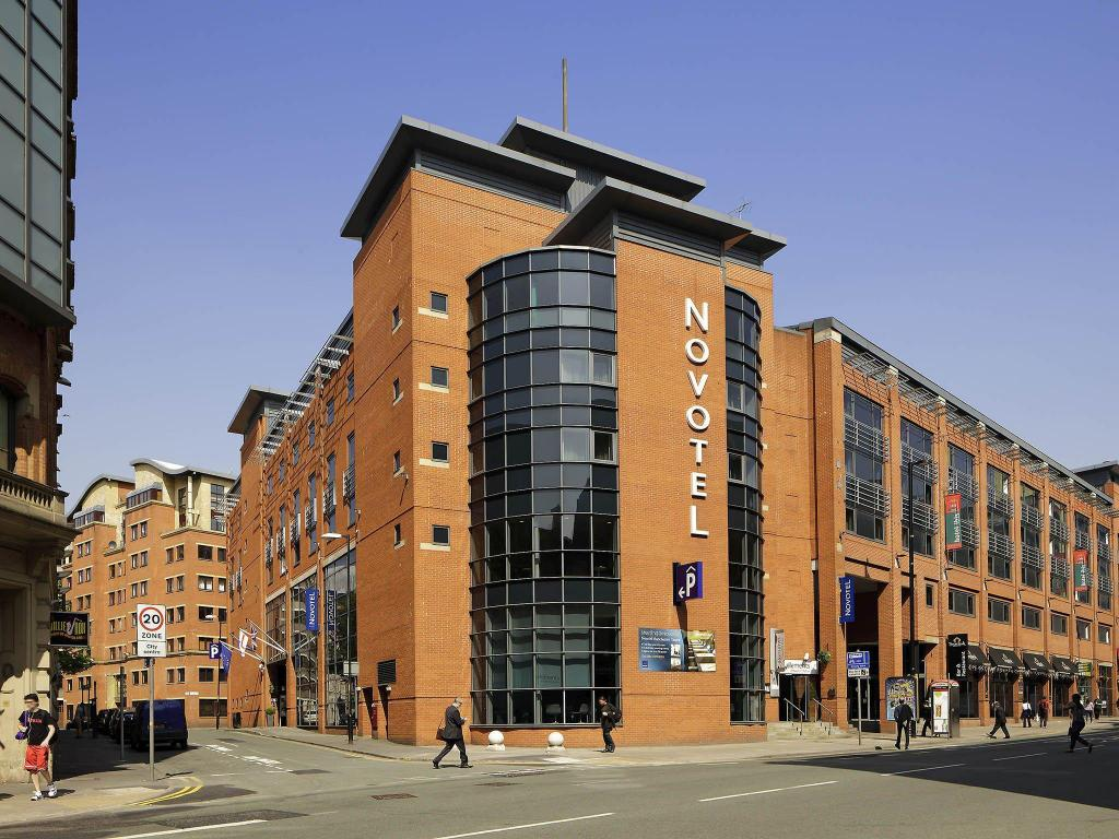 More about Novotel Manchester Centre Hotel
