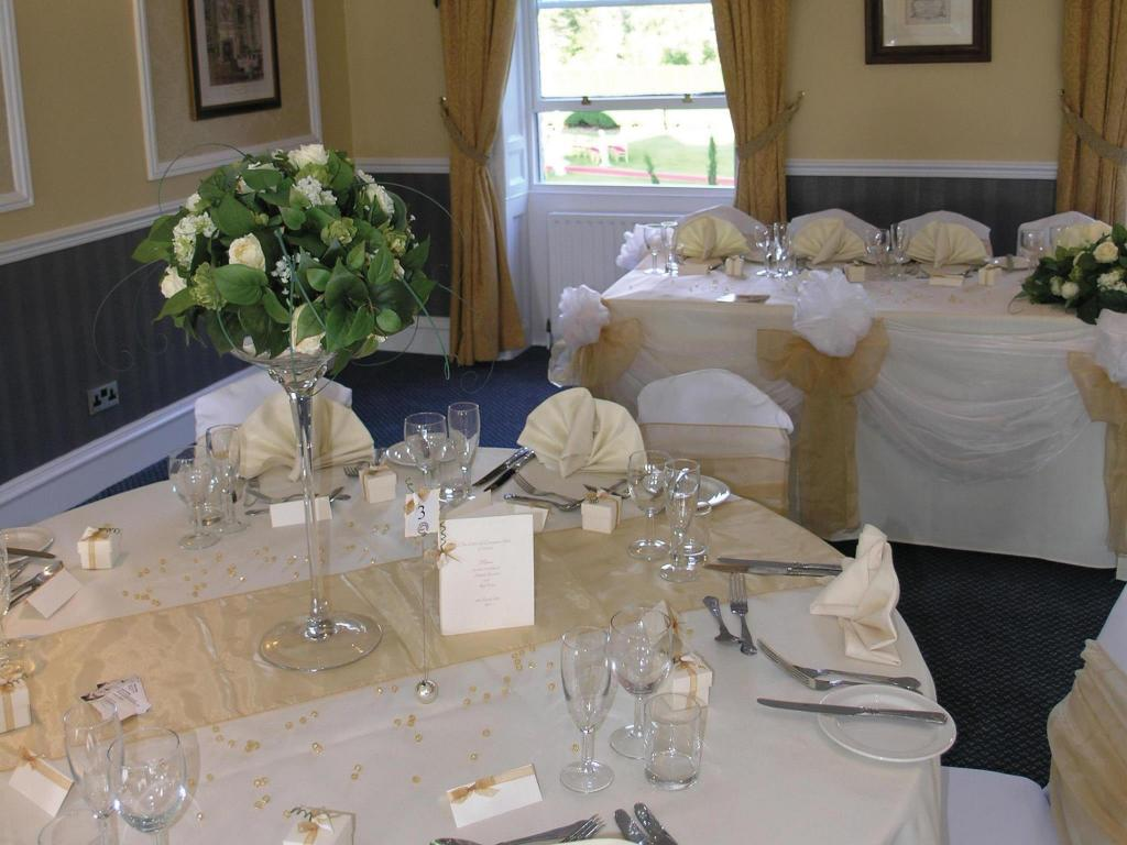 Ballroom BEST WESTERN PLUS West Retford Hotel