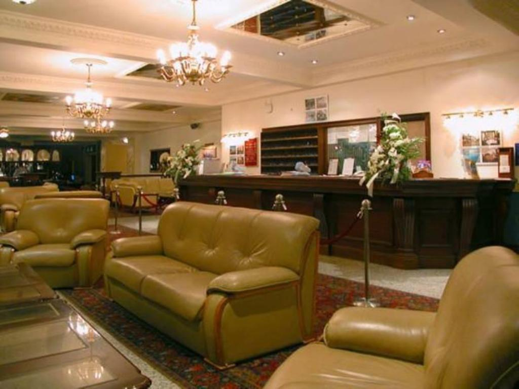 Interior view Britannia Hotel Stockport
