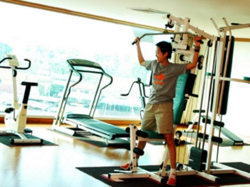 Fitness center Riverview Place Hotel