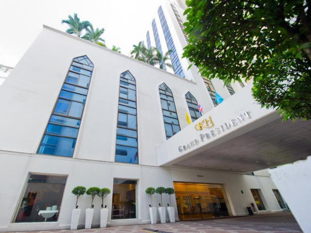 More about Grand President Hotel Bangkok