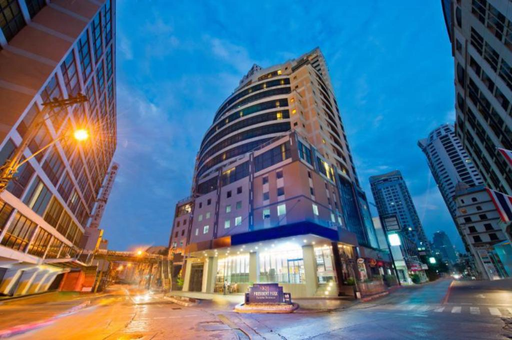 More about President Park Hotel