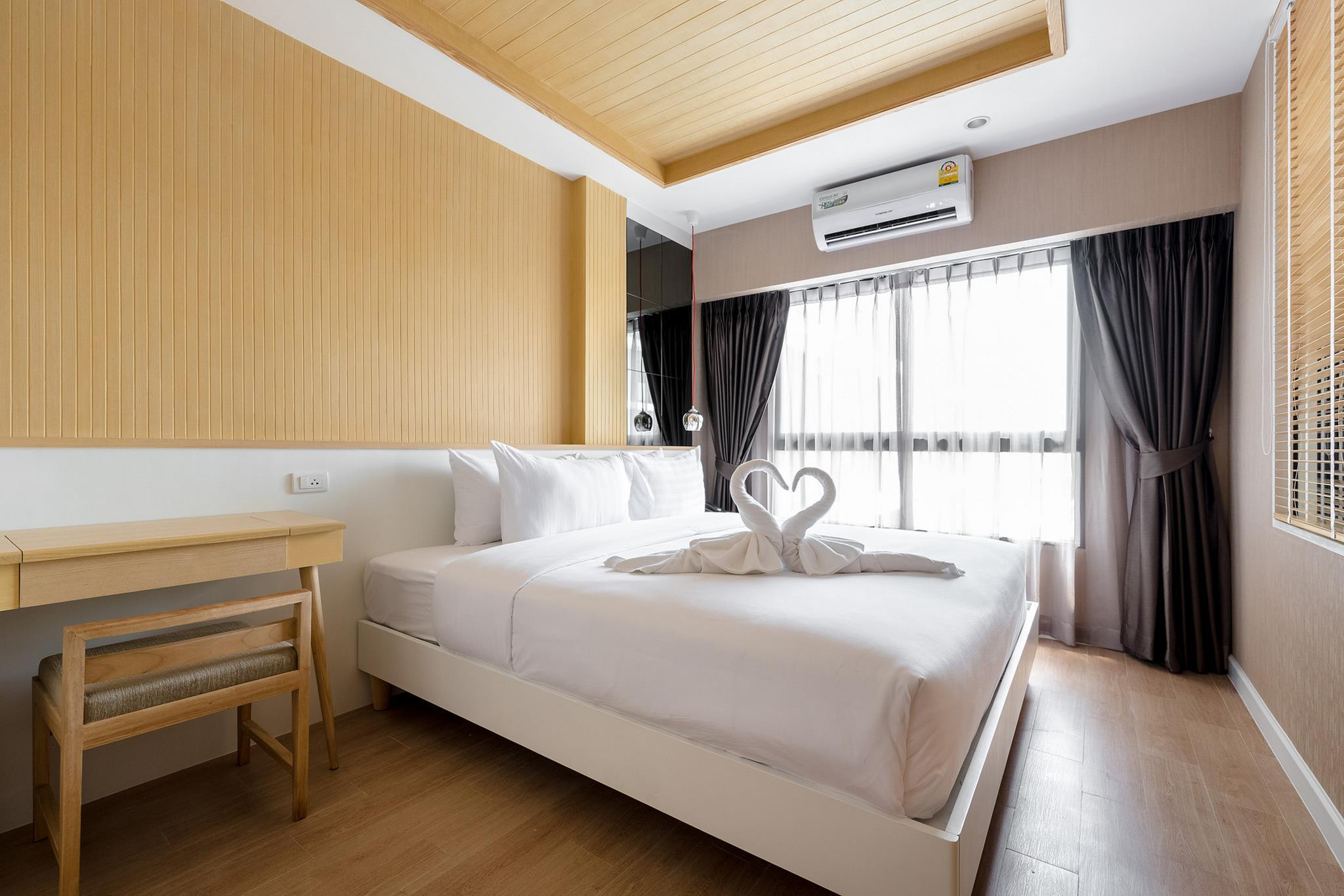 Bilik Double Suite Junior (Junior Suite Double Room)
