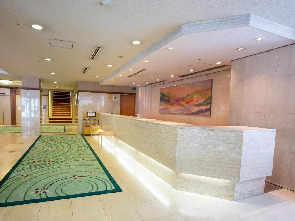 Fuajee Hotel New Hiroden