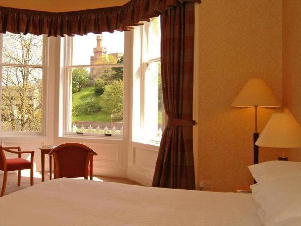 Innvendig Best Western Inverness Palace Hotel & Spa