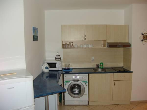 Ühe magamistoaga apartement (3 täiskasvanule) - Rõduga (One-Bedroom Apartment with Balcony (3 Adults))