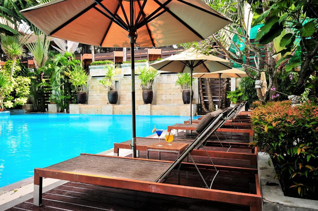Swimming pool [outdoor] Burasari Phuket