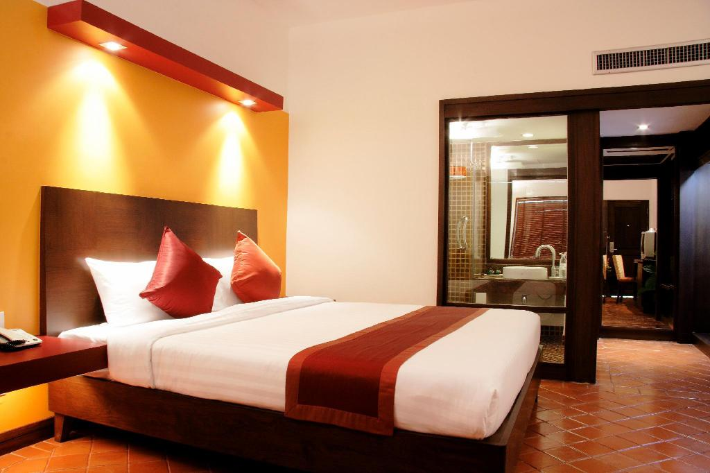 Standaard Kingsize kamer - Bed All Seasons Naiharn Phuket Hotel