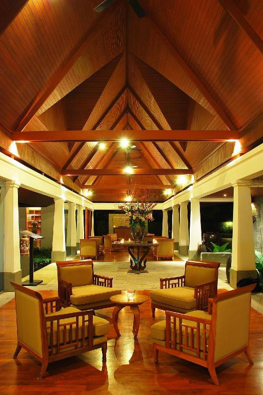 Lobby Nakamanda Resort & Spa