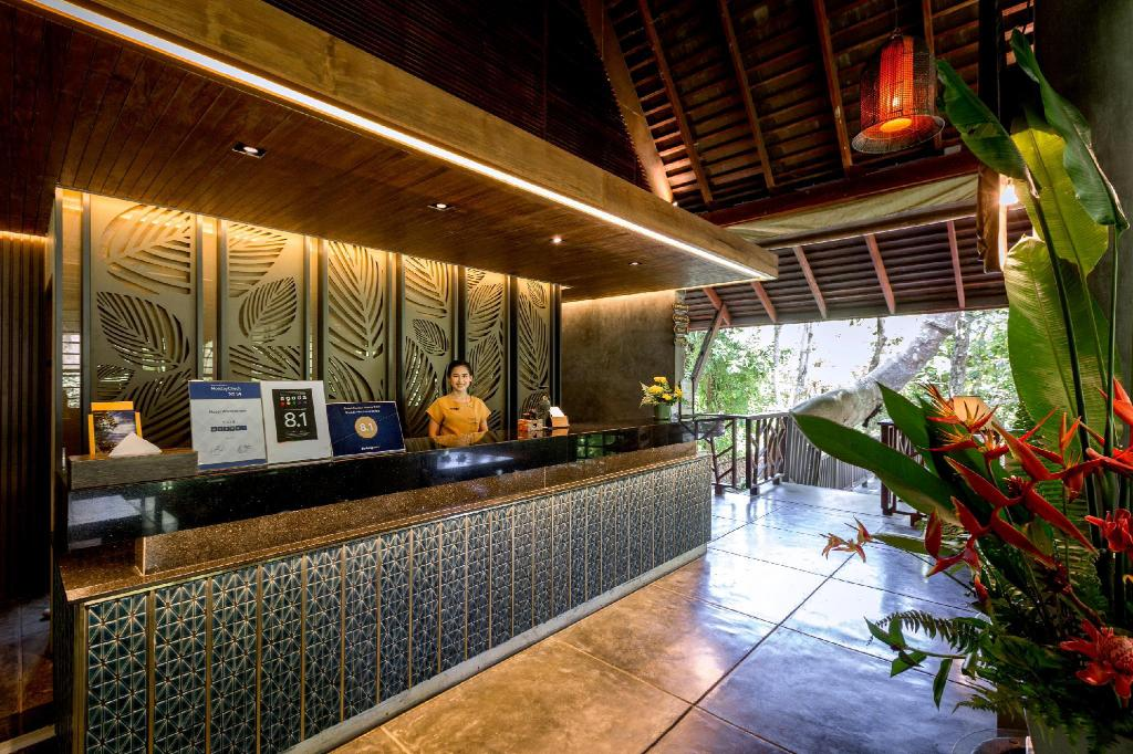 Lobby Khaolak Wanaburee Resort