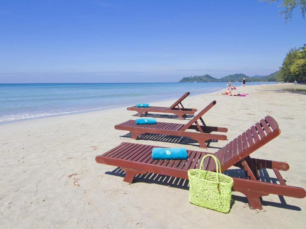 Beach Barali Beach Resort