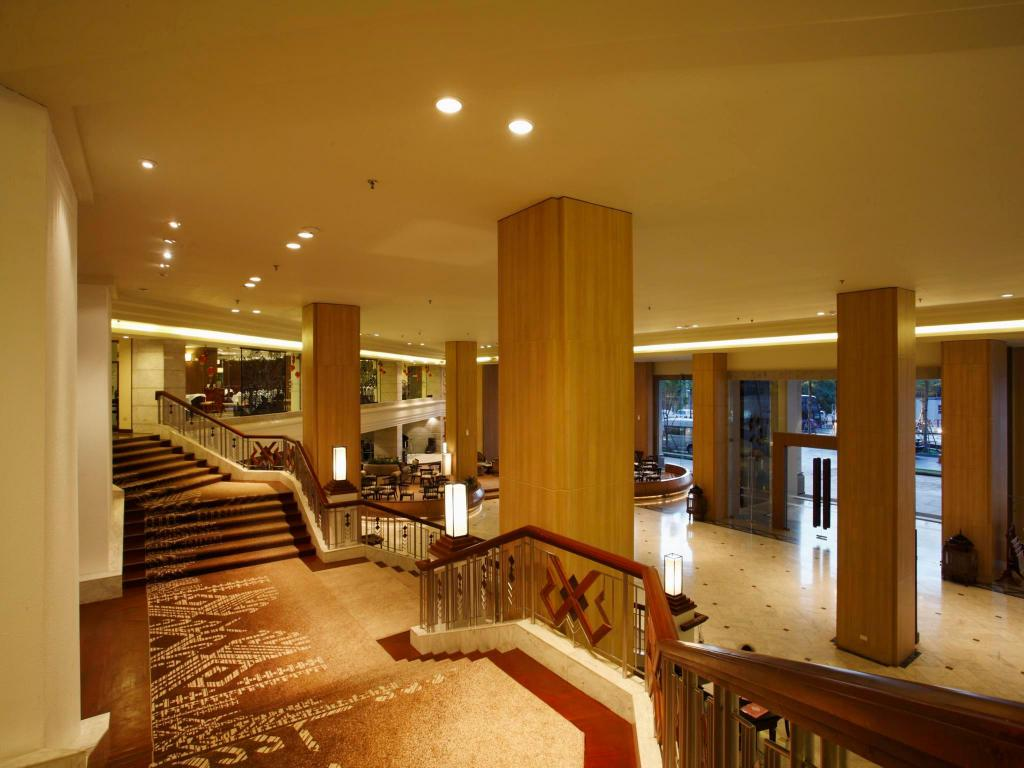 Lobby Centara Hotel & Convention Centre Udon Thani