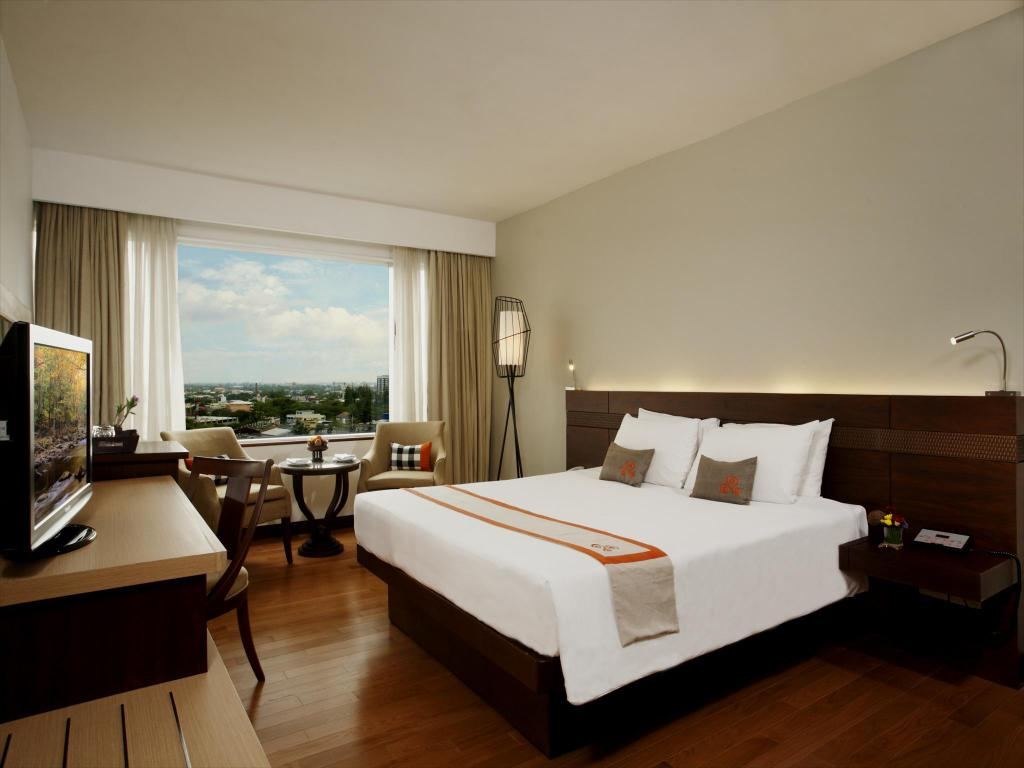 Deluxe  - Θέα Centara Hotel & Convention Centre Udon Thani