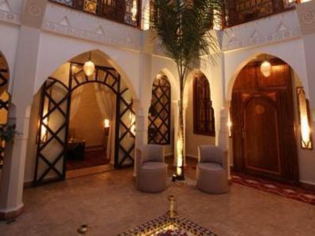 Exterior view Riad Quara