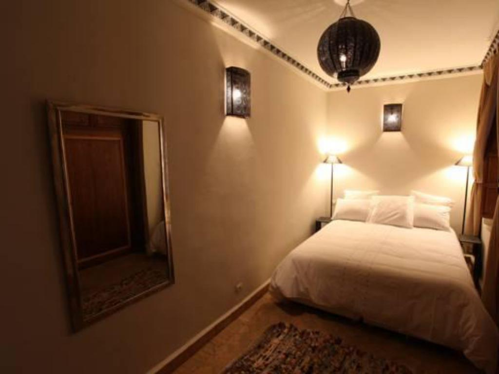 Standard Double Room Riad Quara
