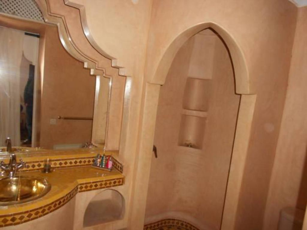 Hotellet indefra Riad Ghali & SPA