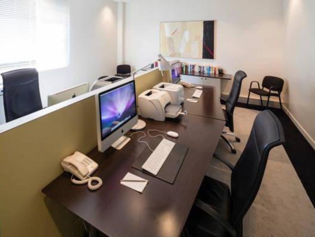 Business Center  Terre Blanche Hotel Spa Golf Resort
