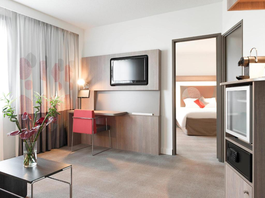 Innvendig Novotel Brussels Off Grand Place Hotel