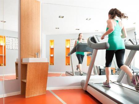 Fitness center Novotel Brussels off Grand Place