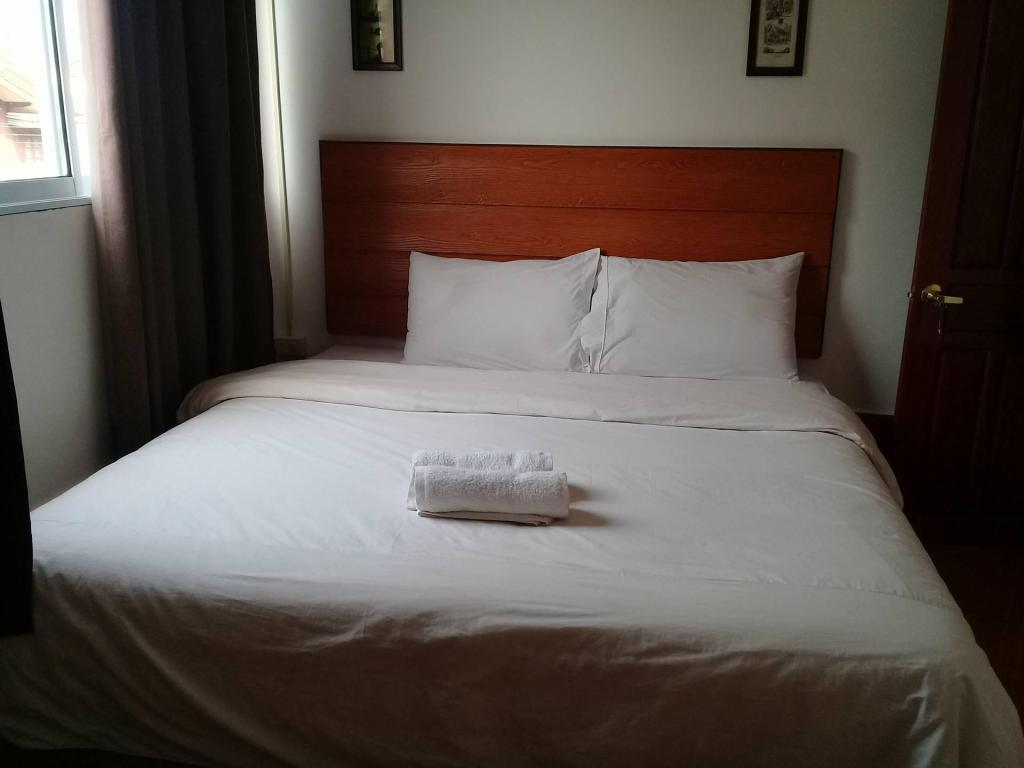 Deluxe Double Room LVJ Guesthouse