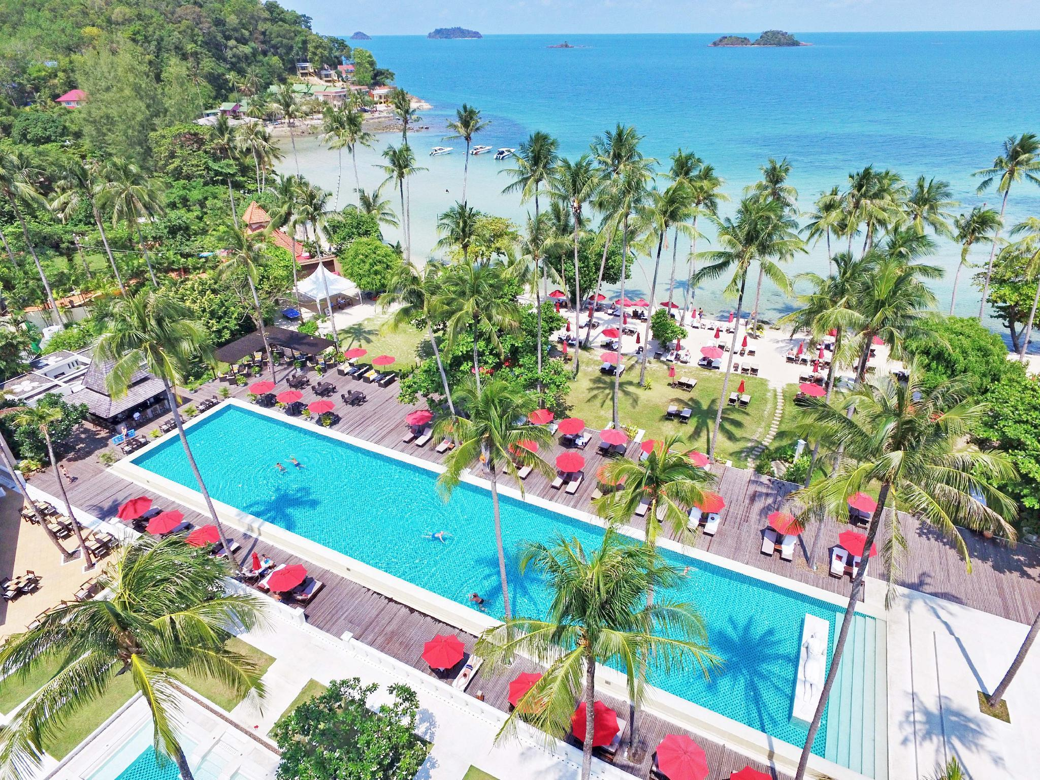 Best hotels in Koh Chang: review, rating, description and reviews of tourists 73