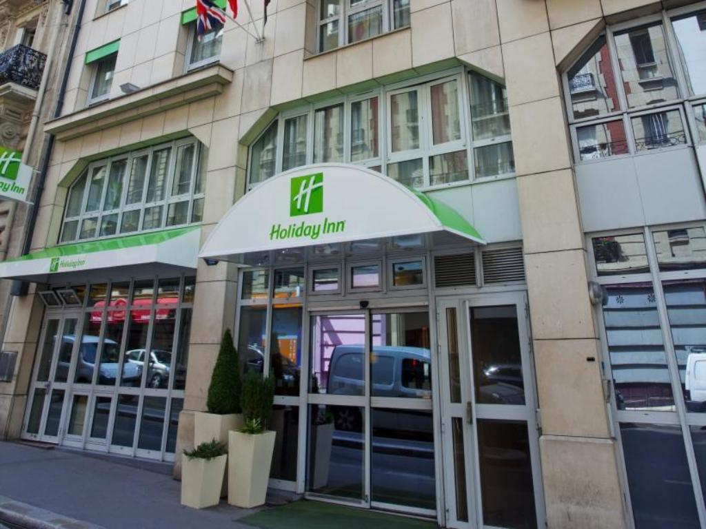 Holiday inn paris montmartre hotel in france room deals for Deal hotel paris