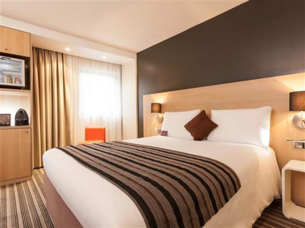 Classic Double Room - Bed Mercure Paris Gare De Lyon TGV