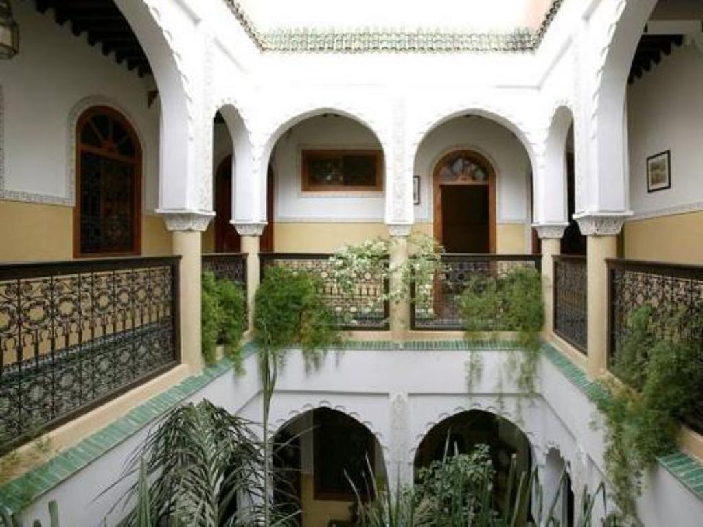 Interno Riad Bab Agnaou & Spa