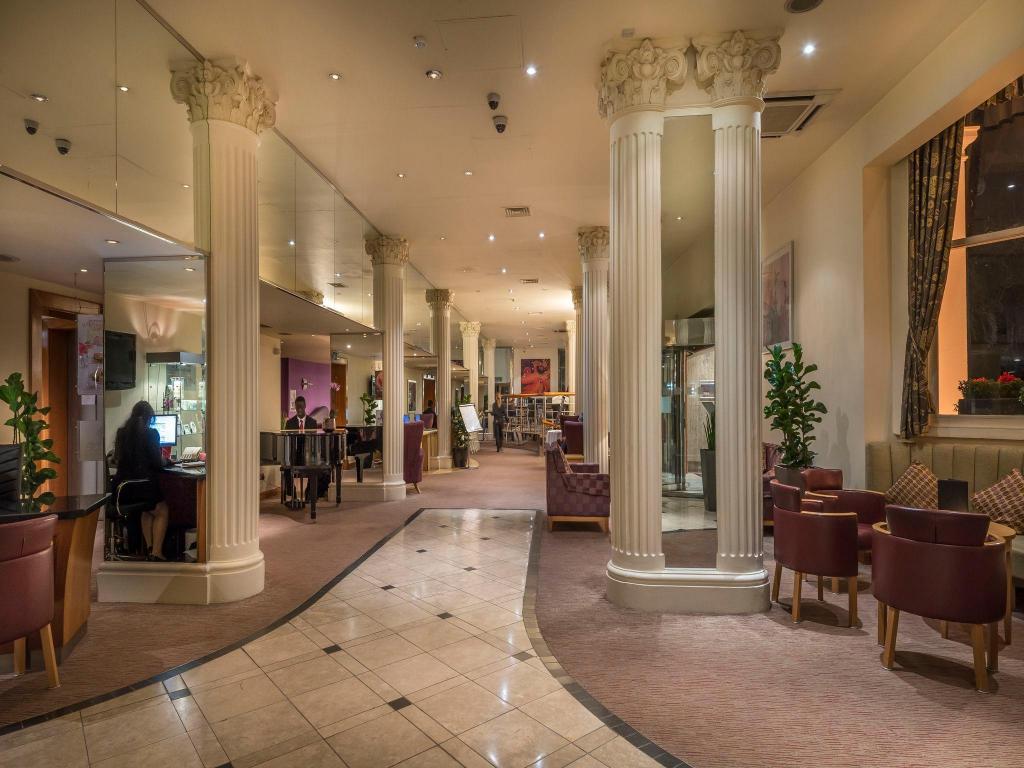 Corus Hotel Hyde Park Executive Room