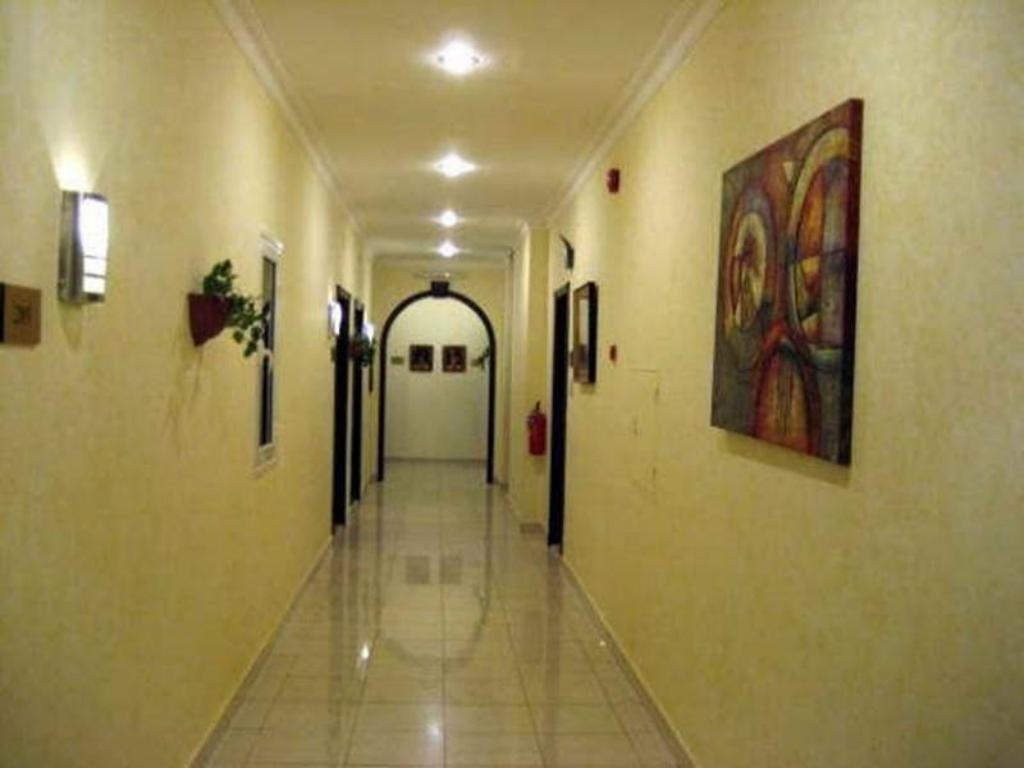 Interior view Aali Hotel Apartments