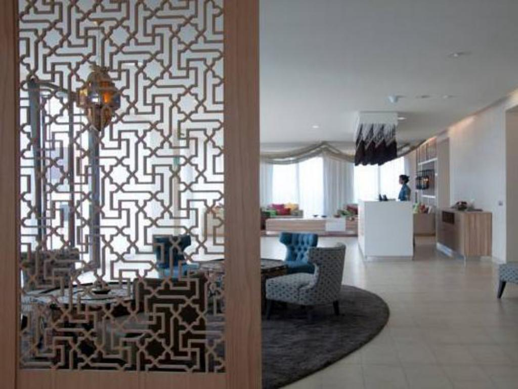 Lobby Pestana Casablanca, Seaside Suites & Residences
