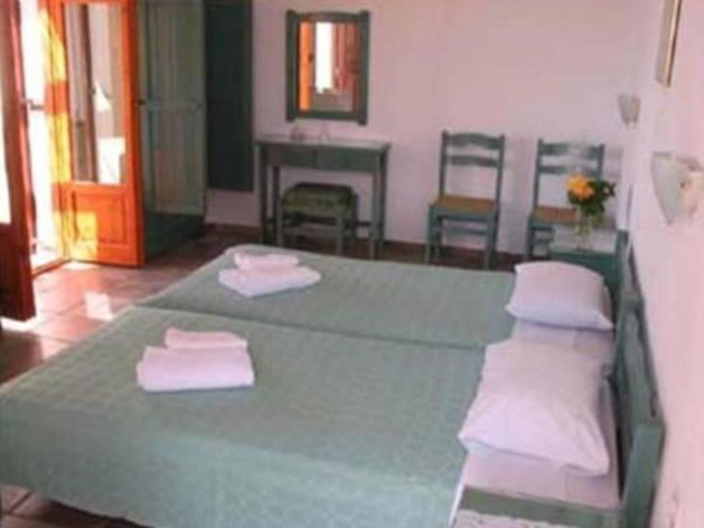 Comfort Double Room with Sea View Michalis Studios