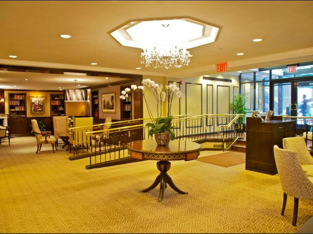 Fitzpatrick Grand Central Hotel in New York (NY) - Room Deals, Photos & Reviews