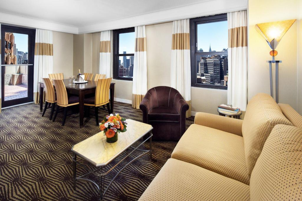 Ver todas as 48 fotos The New Yorker, A Wyndham Hotel