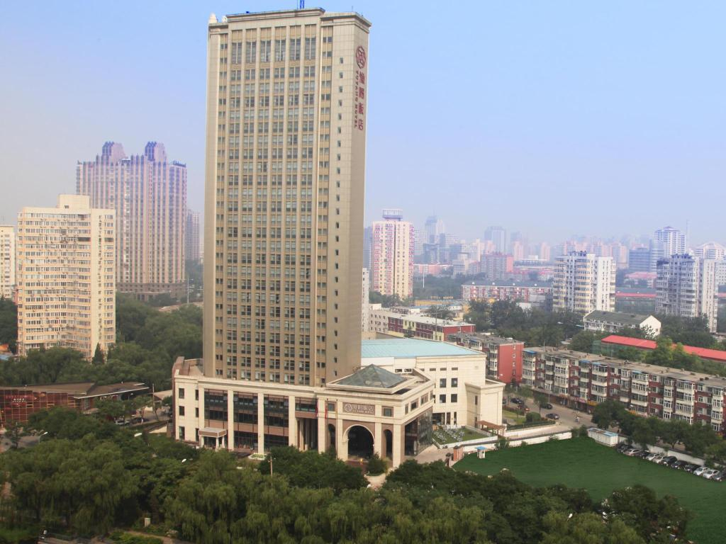 More about Yuyang Riverview Hotel