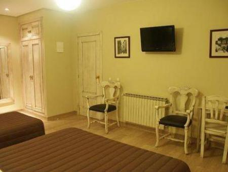 Double or Twin Room HOSTAL-CAFE GUTGRECO