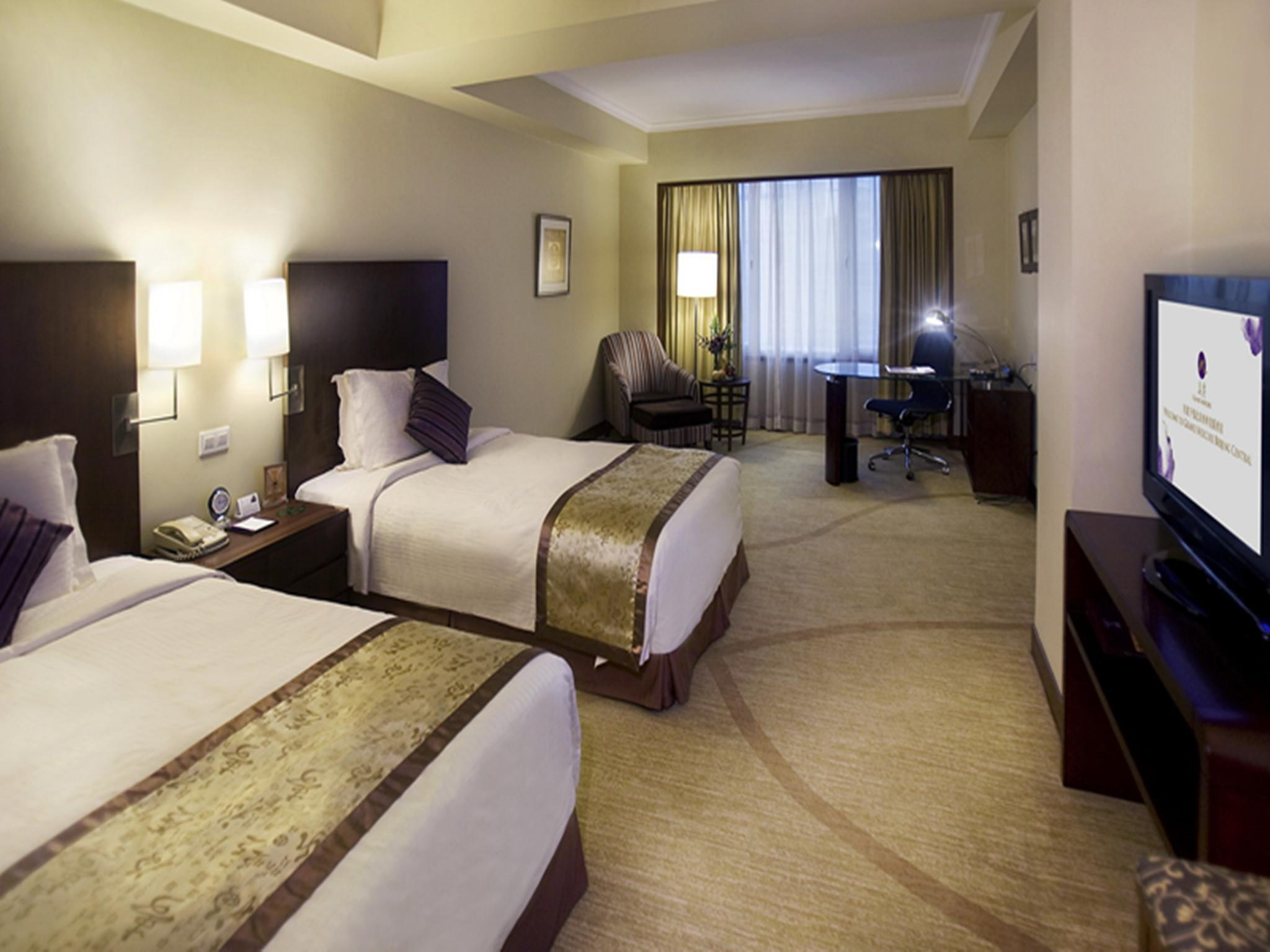 Executive Room With 2 Single Beds (Executive Room with 2 single beds)