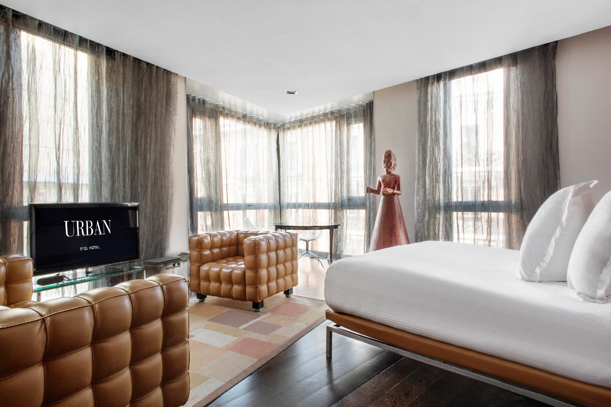 Urban Hotel City Center Madrid Room Deals Photos Reviews