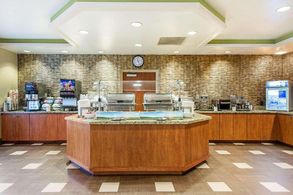 Coffee shop Comfort Inn and Suites Convention Center
